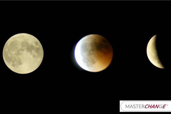 Masterchange Blogartikel - Vollmond & Mondfinsternis vom 11. Februar 2017