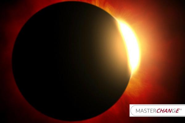 Masterchange Blogartikel - Sonnenfinsternis & Neumond vom 26.2.2017